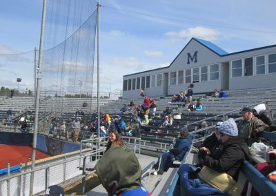 Mahaney Diamond Grandstand