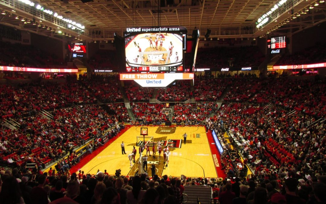 United Supermarkets Arena – Texas Tech Red Raiders