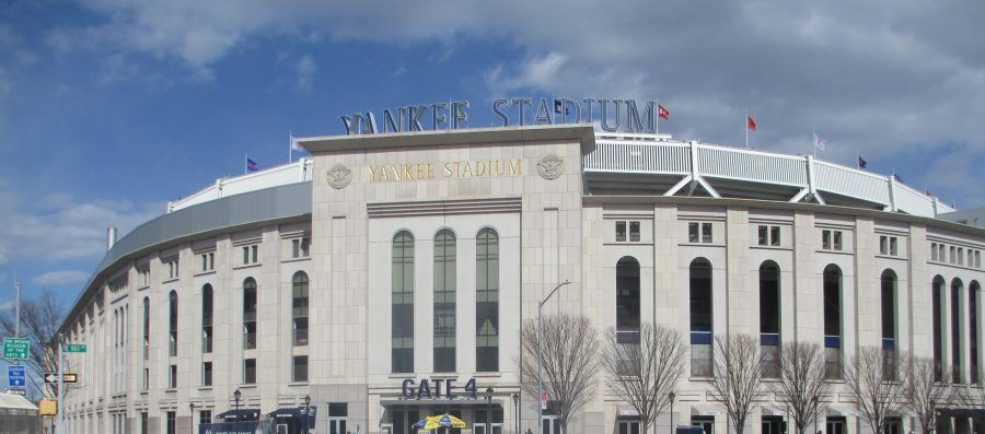 Yankee Stadium Entrance