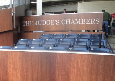 Yankee Stadium Judge's Chamber