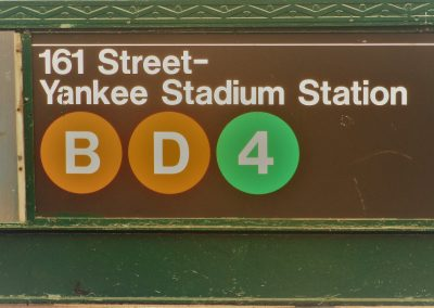 Yankee Stadium Subway Station