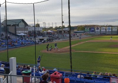Centene Stadium, Home of the Great Falls Voyagers