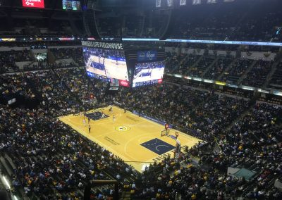 Bankers Life Fieldhouse, interior