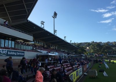 Brookvale Oval Stands
