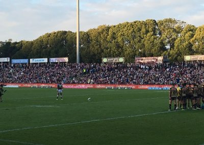 Brookvale Oval Manly Warringah Sea Eagles