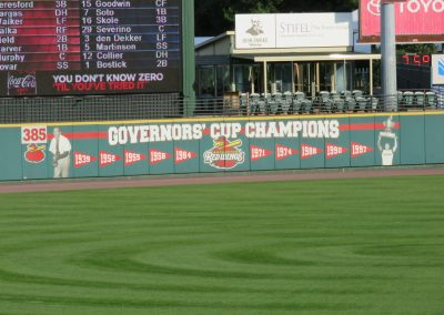 Frontier Field Red Wings Championship