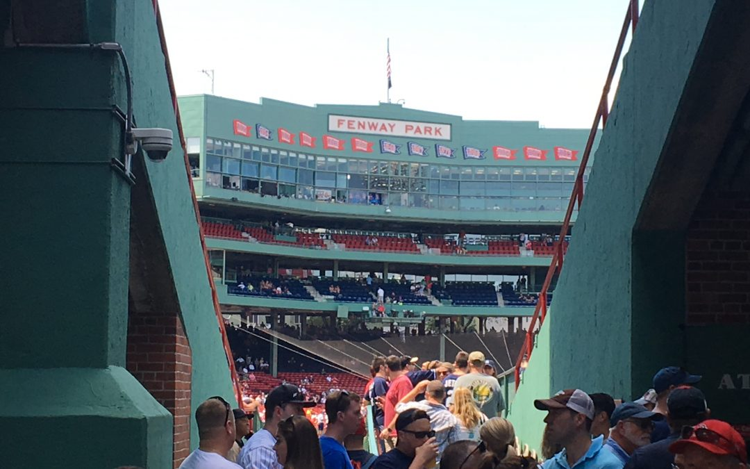 Fenway Park Video Review from Studio 7