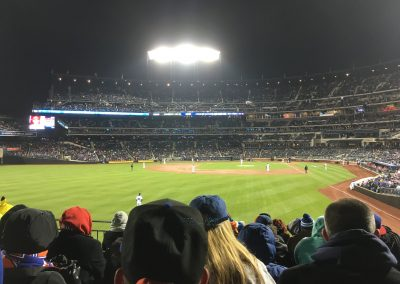 Citi Field Outfield View