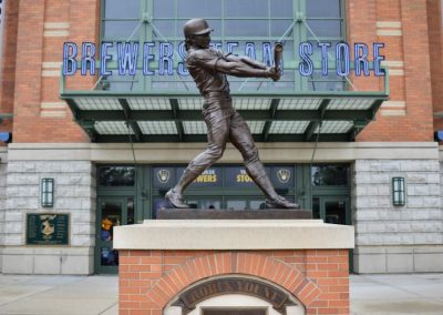 Miller Park, Don Yount Statue