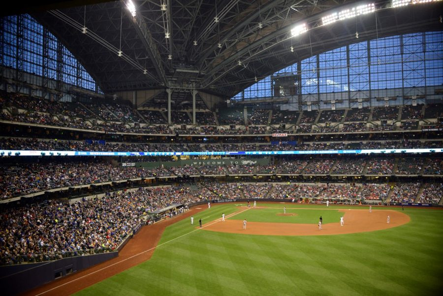 Miller Park Outfield View