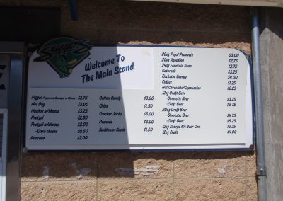 Pohlman Field Concessions