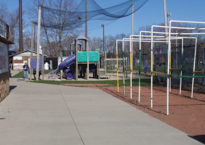 Pohlman Field, Kids' Play Area