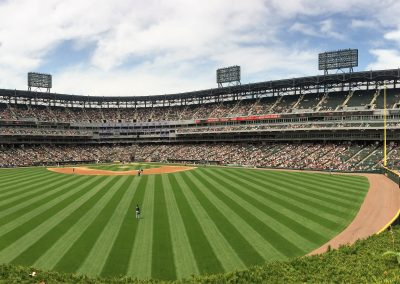Guaranteed Rate Field OF View