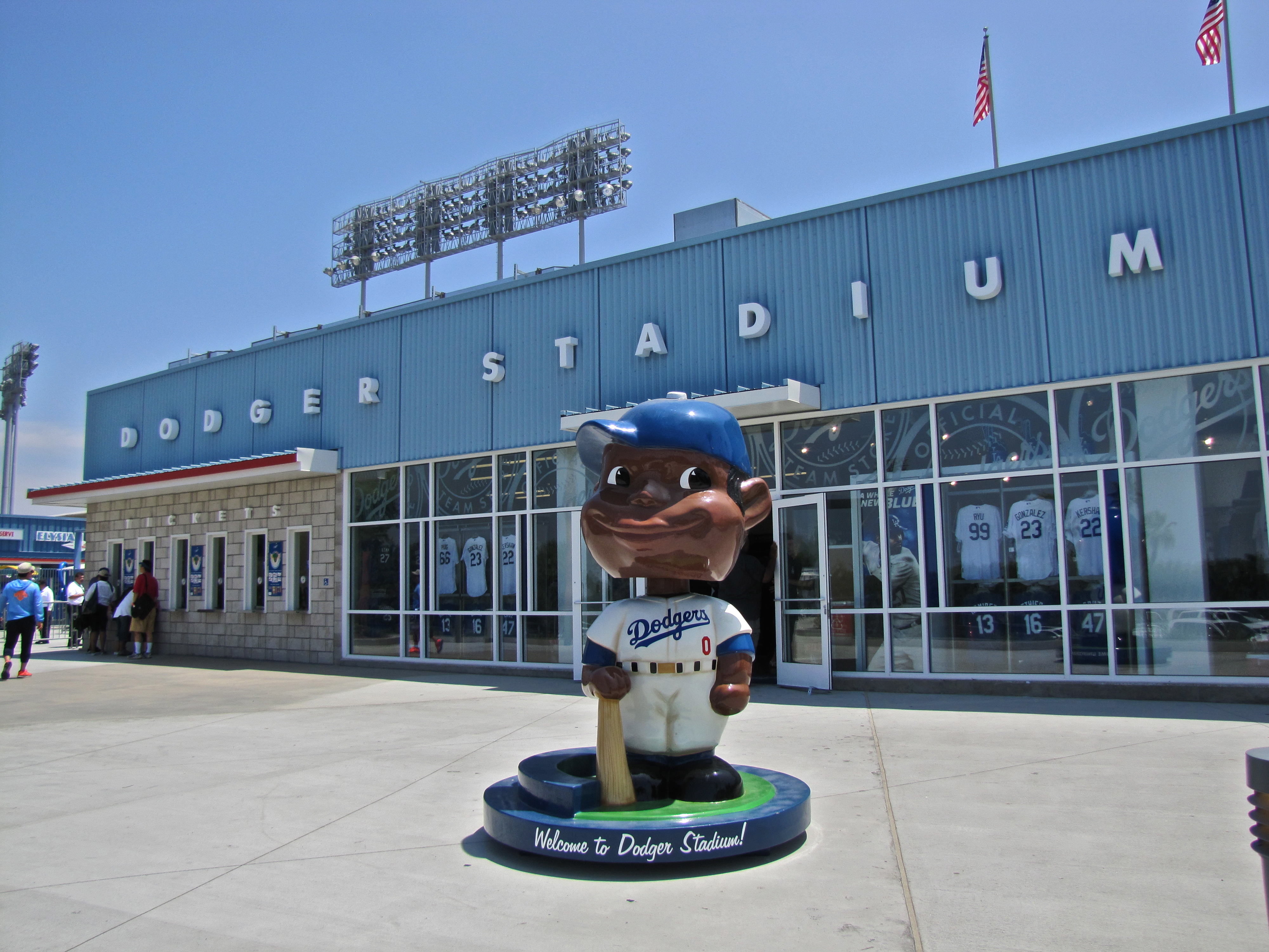 Dodger Stadium – Los Angeles Dodgers | Stadium Journey