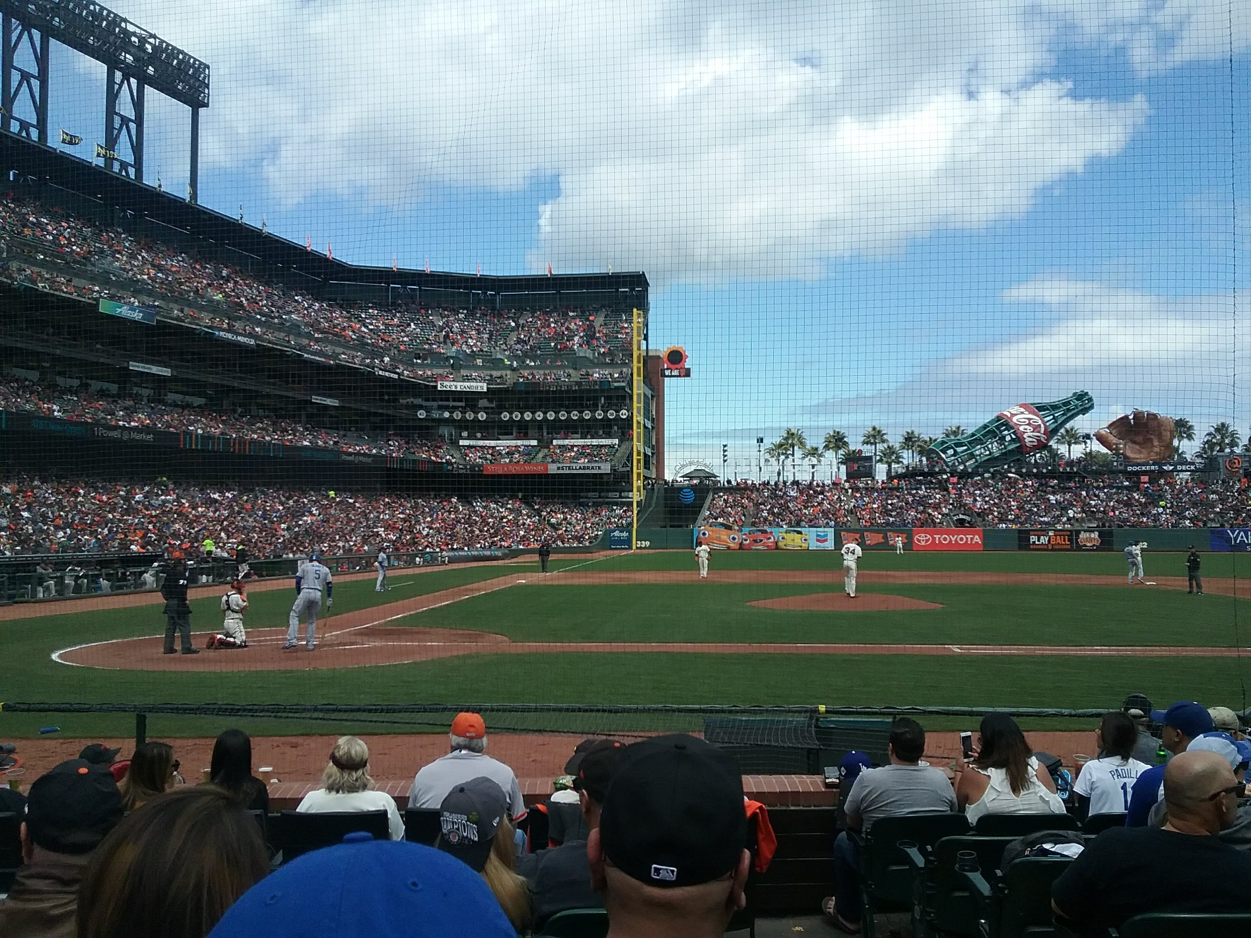 Z dating game sf giants