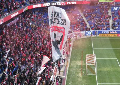 Red Bull Arena Fans