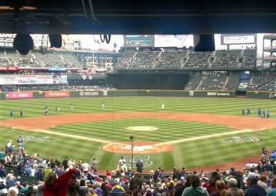 Safeco Field Seattle Mariners Stadium Journey