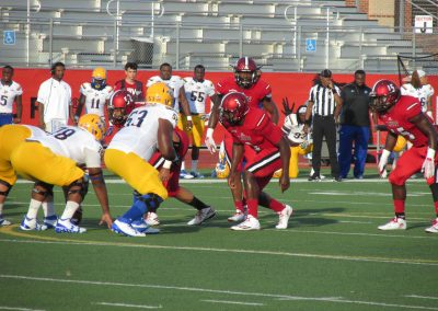 Gayle and Tom Benson Stadium, UIA Cardinals in Action