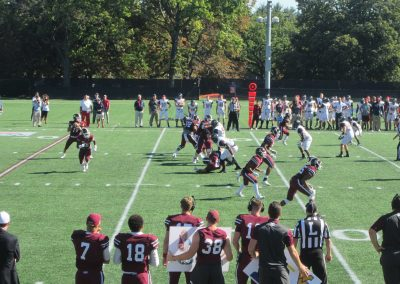 Jack Coffey Field, Fordham Rams in Action