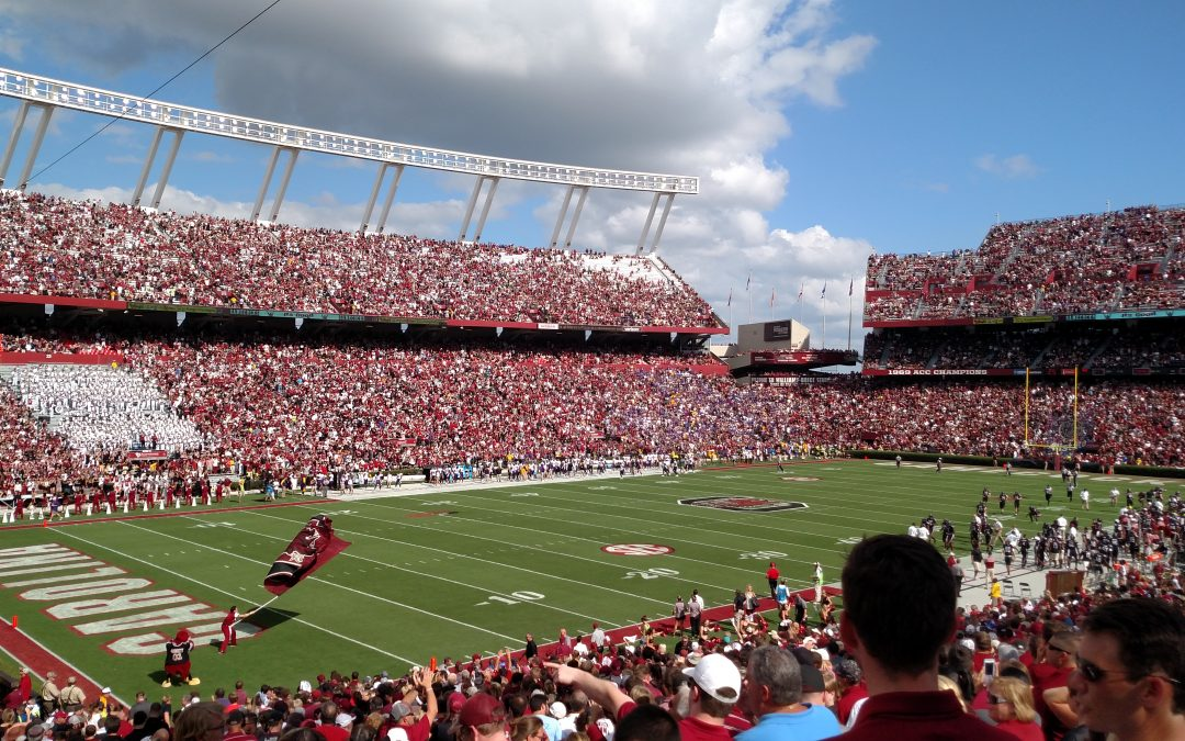 Williams-Brice Stadium – South Carolina Gamecocks