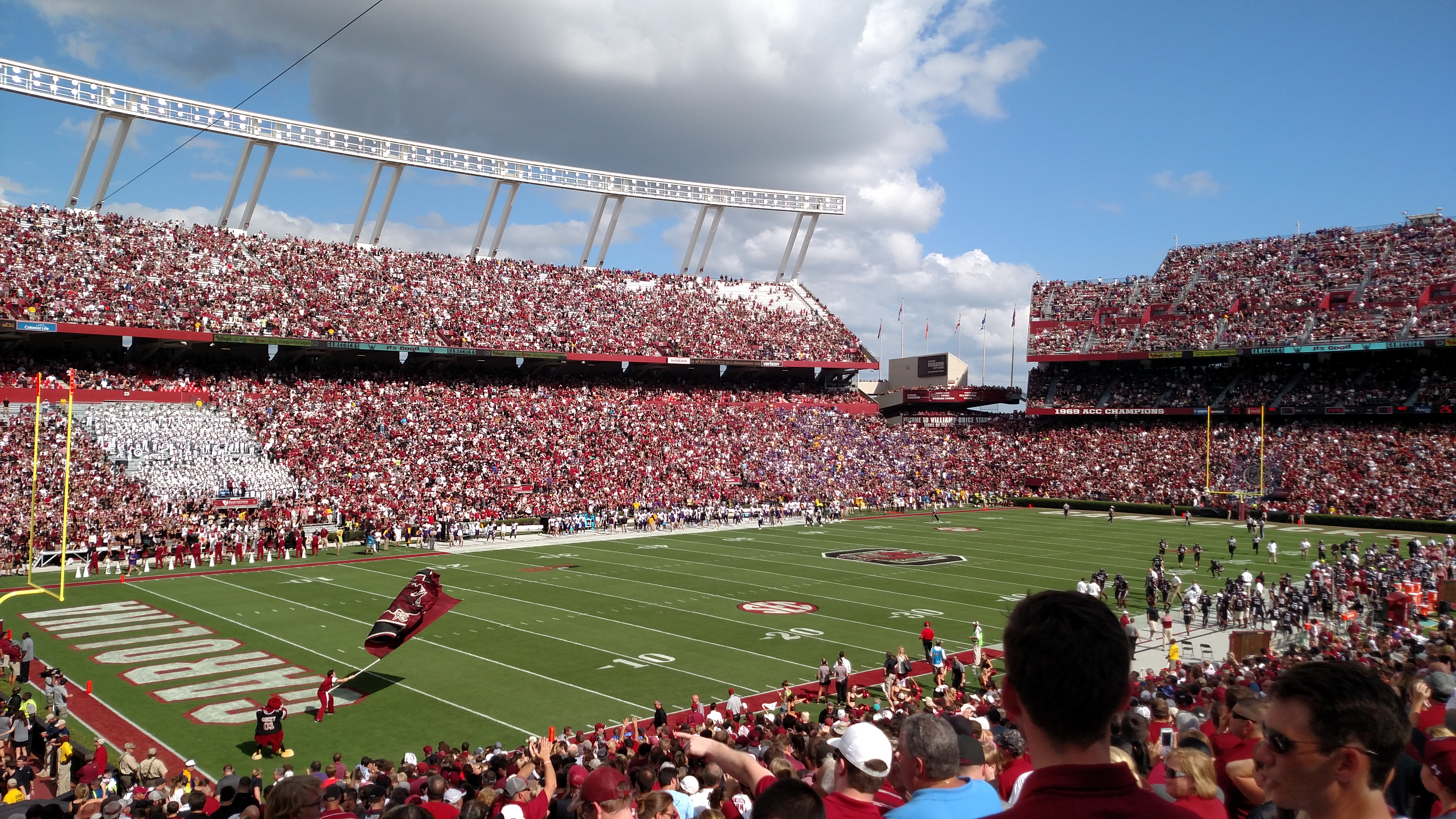 williams brice stadium University of south carolina police are investigating 2 sex assaults at williams- brice stadium during the clemson game saturday, nov 25, 2017.