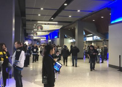 Bell MTS Place - 100 Level Concourse
