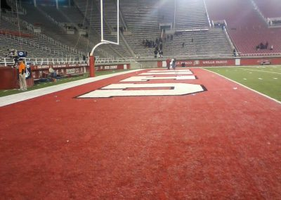 Rice-Eccles End Zone