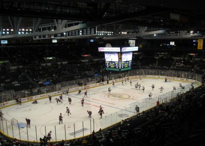 Dunkin Donuts Center, Home of the Providence Bruins