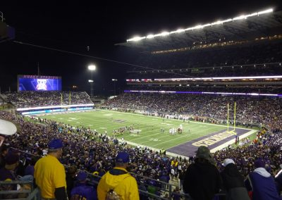 Alaska Airlines Field at Husky Stadium, Interior