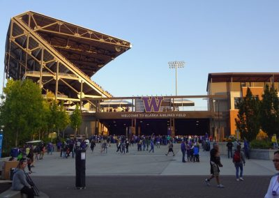Alaska Airlines Field at Husky Stadium, Main Entrance