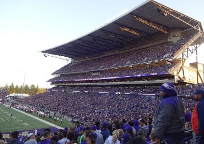 Alaska Airlines Field at Husky Stadium, Main Grandstand