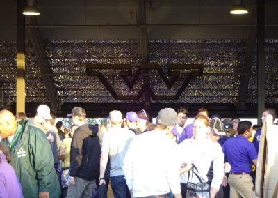 Alaska Airlines Field at Husky Stadium, Washington Huskies Décor