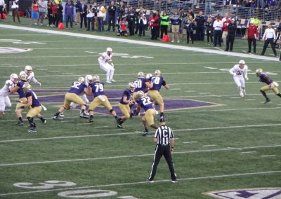 Alaska Airlines Field at Husky Stadium, Washington Huskies in Action