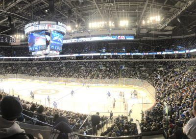 Bell MTS Place Panorama