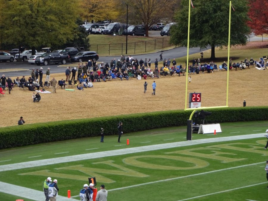 Gibbs Stadium – Wofford Terriers  d2c7a7381