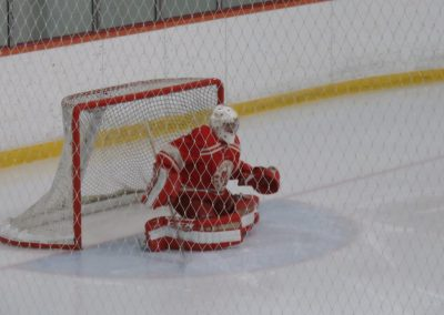 Royal Military College Paladins Goalie