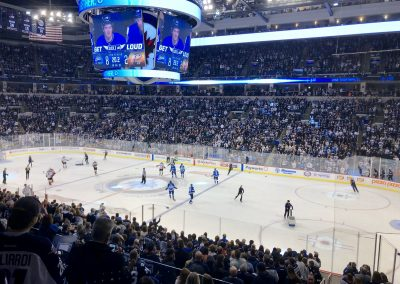 Bell MTS Place - Ducks vs Jets