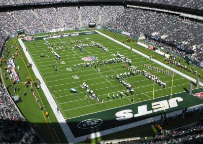 MetLife Stadium, Home of the Jets