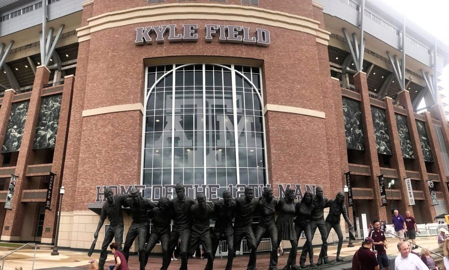 Kyle Field, 12th Man Statue