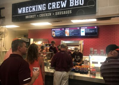 Kyle Field Concessions