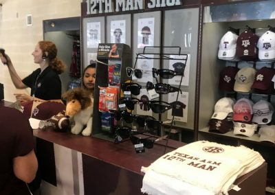 Kyle Field, Texas A&M Gear Shop