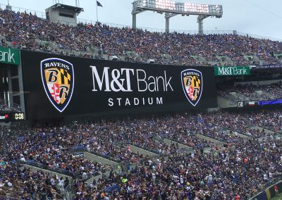 Large New Video Board