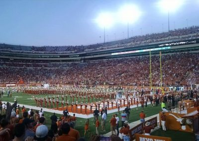 Darrell K Royal - Texas Memorial Stadium, End Zone View