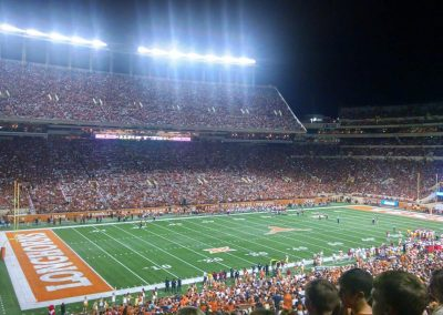 Darrell K Royal - Texas Memorial Stadium Interior