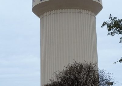 Water Tower outside Kyle Field