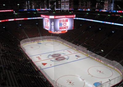 Bell Centre Corner View