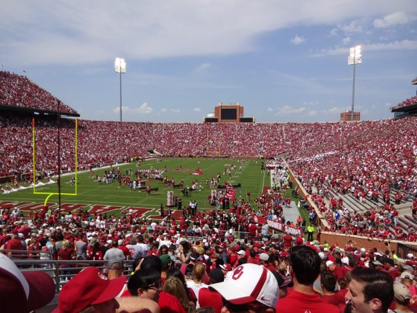 Gaylord Family - Oklahoma Memorial Stadium, Interior