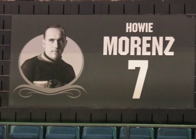 Howie Morenz Plaque at Bell Centre