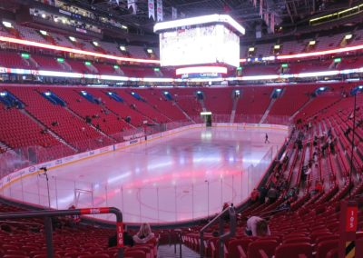 Empty Bell Centre