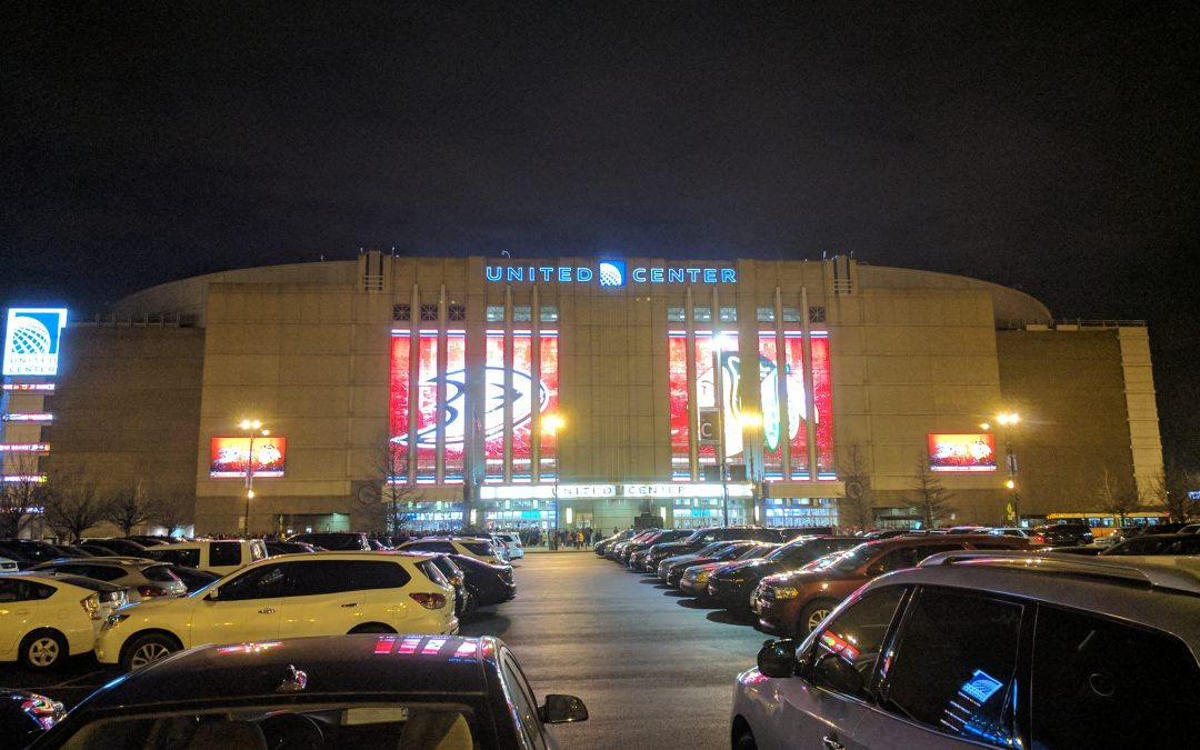 United Center – Chicago Blackhawks